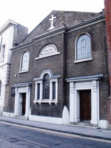 German Lutheran Church, Aldgate